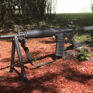 Helluva nice rifle built over coffee. It's got everything you need, with nothing you don't.