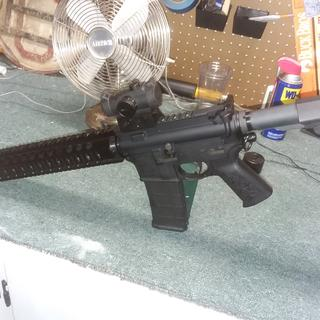 Rattler Ambi CH on .300 AAC