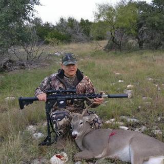 Texas whitetail.