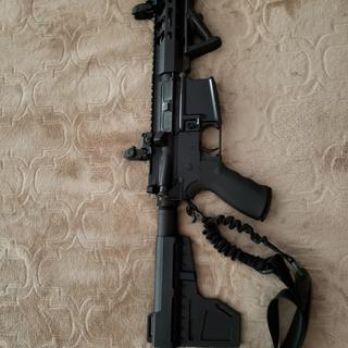 One of the pistol kits that ive done.  Like the others, it is a blast to shoot.