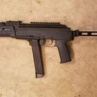 PSA AK Side Folding Bracket and Brace Upgrade Kit