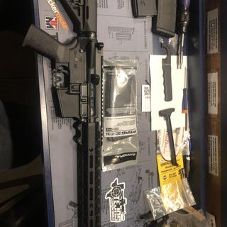Great upper for my Build works flawlessly