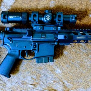 My 6.5 Grendel Hunter Pistol