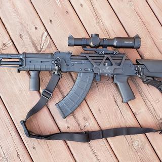 PSAK-47 GF3 Forged