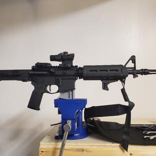 10.5 pistol build