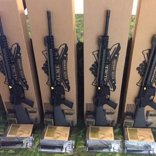 ACO Rifles - Later converted to Light Support Weapons! Excellent.