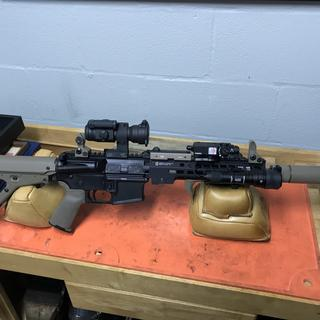 SBR with all the fixin's
