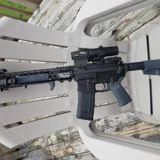 This 300 blackout upper is as good as it gets for the price. I would recommend this to anyone.