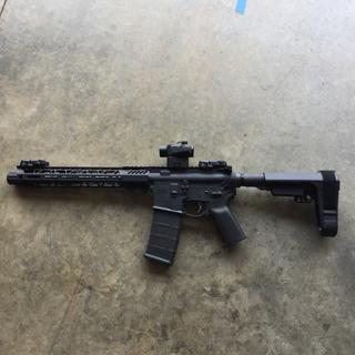 Ironically this is the lowest price ar that I own and also my favorite.