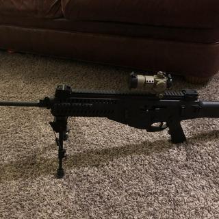 Beretta ARX160  22 LR 20 Round Rifle - JXR11800