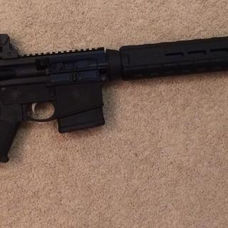 Love the Gen II AR10!  The ACS stock is Perfect.  Thanks for a tremendous value!!!
