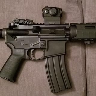 They look better than the magpul to me