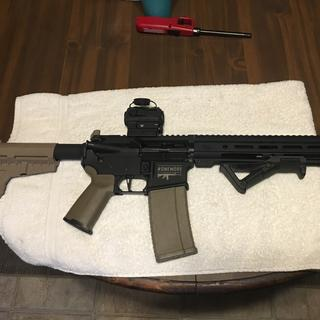 Pistol AR is fun! Lower was in speck and it's great to buy from PSA!