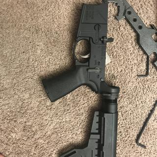Awesome kit, awesome lower from RMC Guns
