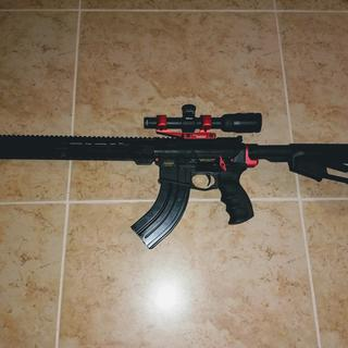 If you want a great shooting 7.62 x 39 go with palmetto State armory products. You won't go wrong.