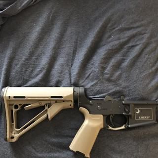 Not done yet but soon, just waiting on an upper that makes it unique!