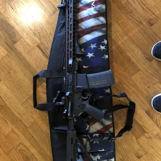 Built to my expectations. Great rifle, can't wait to test it out.