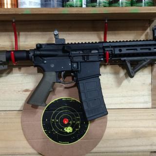 Kak shockwave ODG w/ PSA 8.5 upper & bolt. Added Magpul AFG, trigger guard, BCM Street fighter CH.