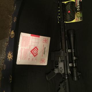 Sweet shooting 300 Blackout!