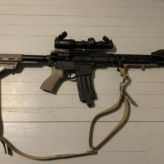 I have this on my two clone rifles. Works very well and is fast on off. Will be getting more.