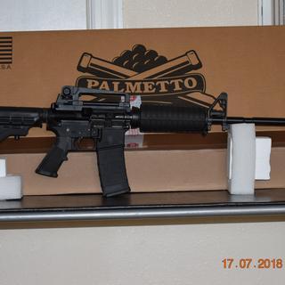 Excellent Rifle.
