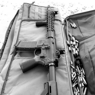 Excellent AR15. Used an Aero Precision lower receiver and fitment was great!