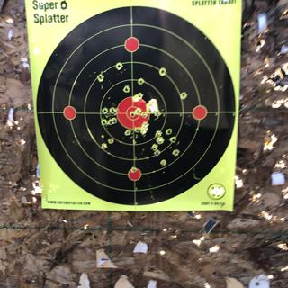 Today, 100 yards with an ARAK 21. 😍