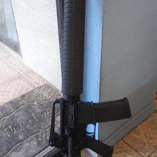 Love this rifle.