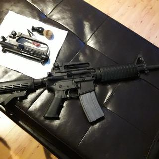 My plain vanilla M4 build