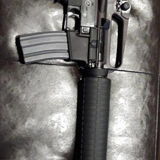 A2 build with Windham Weaponry barrel assembly.
