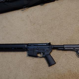 """10.5"""" 300 Blackout  Harden Arms complete upper PSA Shockwave 2.0 MOE EPT lower parts kit PSA lower"""