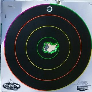 My KS-47 @ 50 yards (3- 30 rounds Mags)