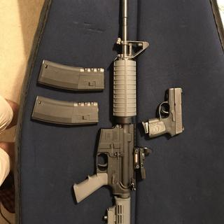 My first AR.Awesome kit, fairly easy to assemble.$50 lower on special & I was ready to get after it!