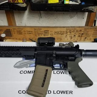 Very nice setup reasonable in price for an AR pistol