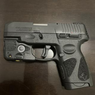 Taurus G2S 9mm Subcompact Pistol, Black - 1-G2S931