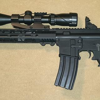 """""""Dienekes"""" 16"""" .300 Blackout Complete build with budget accessories that will be upgraded over time."""