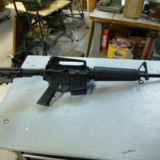 Nitride Freedom Rifle Kit