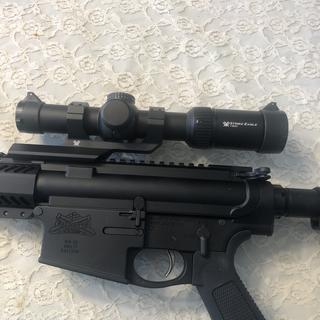 I love my strike eagle scope
