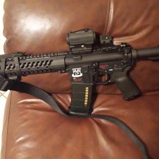 Excellent brace for AR pistols