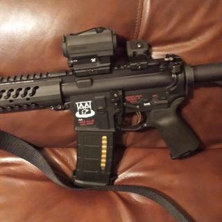 Sparc AR optic from vortex great optic for the money!