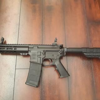 Palmetto State Armory AR-15 Safe/Fire Lower