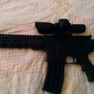 Just ordered an SBa3 brace for it as well.