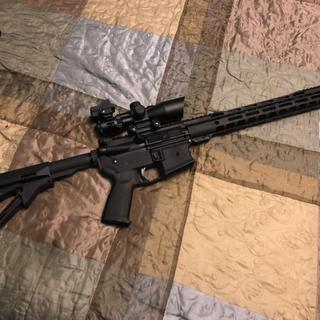 Put this rifle kit on an Aero Precision lower and it was my favorite before I even shot it.