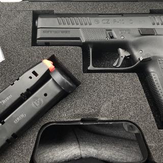 CZ P-10C 9mm Pistol in Black | 91520 | PSA