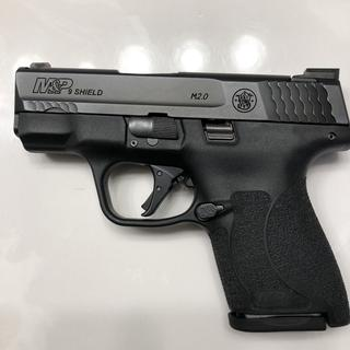 S&W M&P Shield 2 0 9mm Pistol With No Safety, Black - 11808