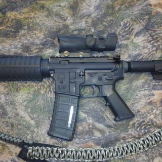 Great little truck gun.