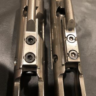 Premium 5 56 Nickel Boron BCG with Carpenter 158 Bolt - No Logo