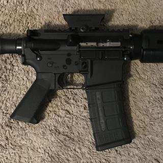1st build- Ran about 400 rounds thru it.  Very impressed-