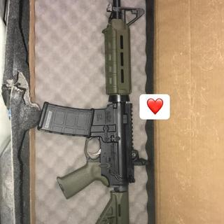 Taking her to the range
