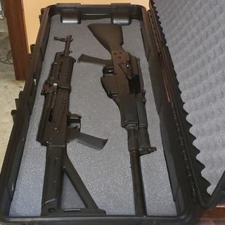 PSA AK47 and JTS  MAK 12